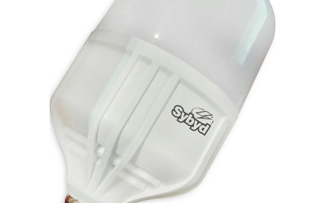 Lámparas LED Alta Potencia Tipo T